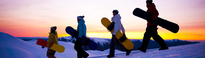 Winter Outdoor Recreation